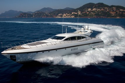 Mangusta 108 Hercules I for sale in Netherlands for €2,900,000 (£2,510,388)