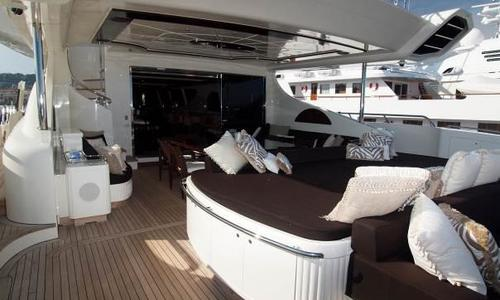 Image of Mangusta 165 for sale in Netherlands for €14,950,000 (£12,922,018) Netherlands