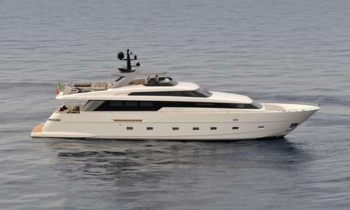 Image of Sanlorenzo SL96 #623 for sale in Netherlands for €4,950,000 (£4,283,007) Netherlands