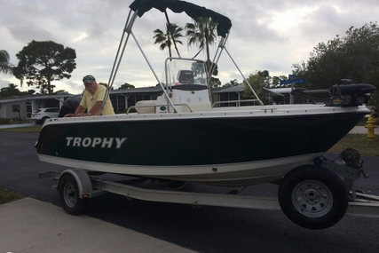 Trophy 1703 CC for sale in United States of America for $14,250 (£11,371)