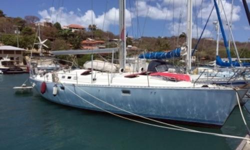 Image of Beneteau Oceanis 510 for sale in São Tomé and Príncipe for $120,000 (£92,454) GRENADA, São Tomé and Príncipe