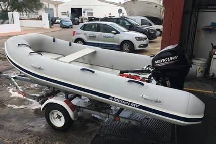 Mercury 350 tender for sale in United Kingdom for €4,000 ($4,479)