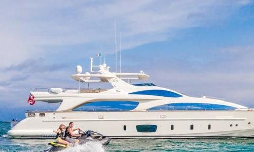 Image of Azimut Yachts 105 for sale in Mexico for $5,495,000 (£4,233,632) Puerto Vallarta, Mexico