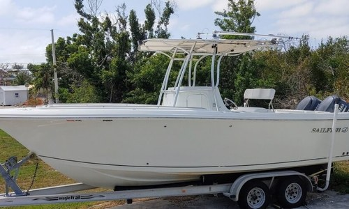 Image of Sailfish 2360CC for sale in United States of America for $38,500 (£29,585) Summerland Key, Florida, United States of America