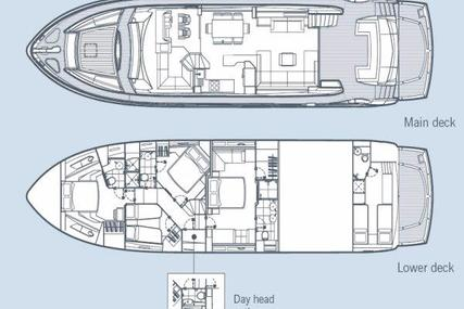 Sunseeker Manhattan 73 for sale in Italy for £1,495,000
