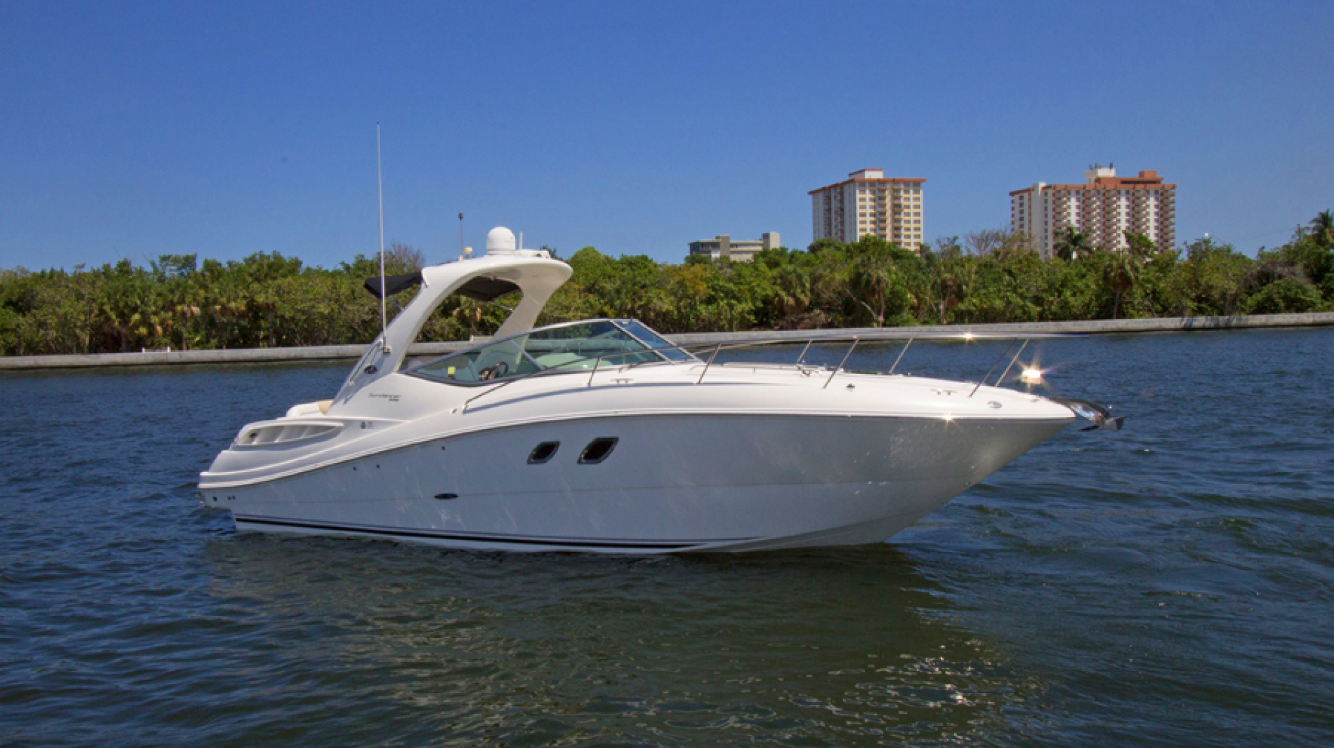 Sea Ray Sun Dancer For Sale In United States Of America For 119 500