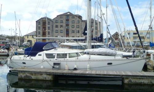 Image of Jeanneau Sun Odyssey 40 DS for sale in United Kingdom for £57,500 Plymouth, United Kingdom