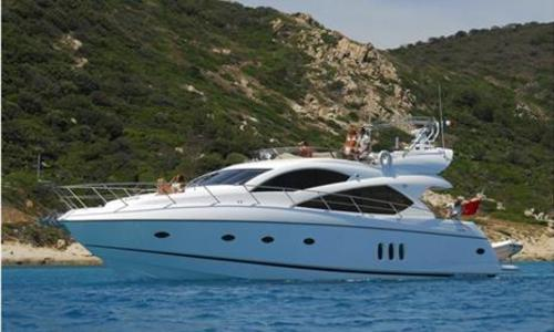 Image of Sunseeker Manhattan 60 for sale in Spain for €549,000 (£459,457) Maó, Spain