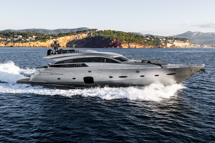 Pershing 92 for sale in France for €4,300,000 (£3,605,930)