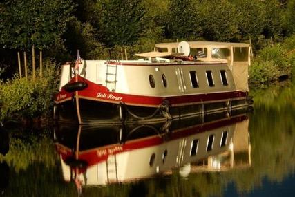 Wide Beam Narrowboat 58'x12' by Bluewater Boats for sale in United Kingdom for £164,500