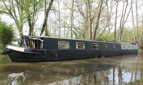 Image of Liverpool Boats 70' Narrowboat for sale in United Kingdom for £45,000 Pyrford, United Kingdom