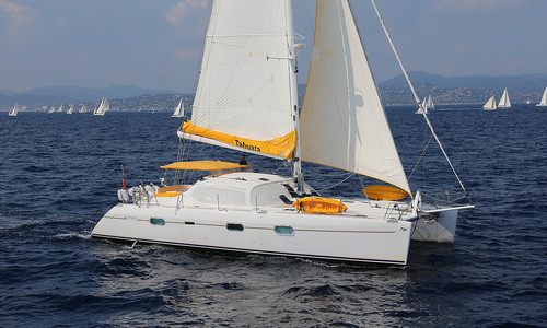 Image of Alliaura PRIVILEGE 585 for sale in France for €590,000 (£501,752) CANET EN ROUSILLON, France