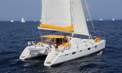 Image of Alliaura PRIVILEGE 585 for sale in France for €590,000 (£530,695) CANET EN ROUSILLON, France
