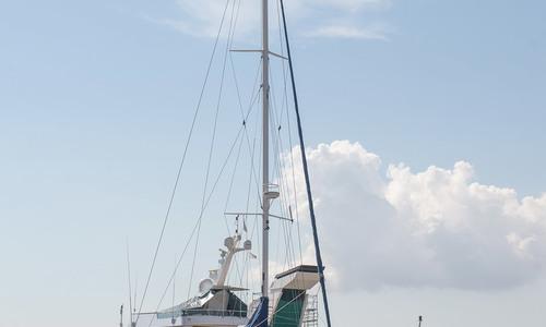 Image of Alliaura PRIVILEGE 585 for sale in Gibraltar for €725,000 (£620,597) Limassol, Gibraltar