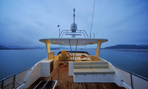 Image of Adagio 55 for sale in Italy for €650,000 (£581,885) Trieste, Italy