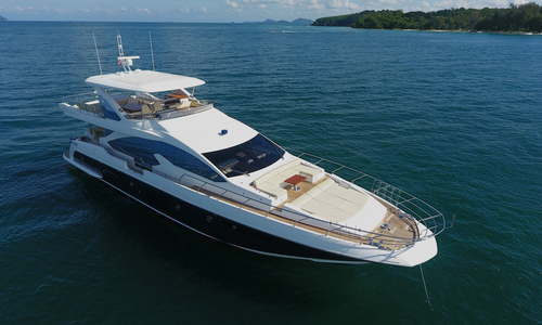Image of Azimut Yachts for sale in Thailand for $3,490,000 (£2,742,331) Phuket, , Thailand