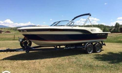 Image of Larson All American 23 for sale in United States of America for $48,000 (£34,694) Auburn, Illinois, United States of America