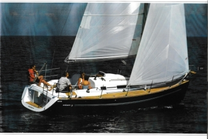 Elan 31 for sale in Ireland for €45,500 (£39,303)