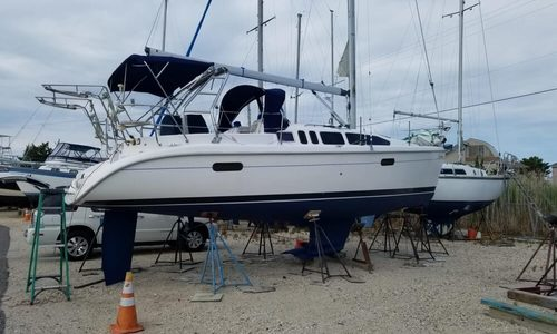 Image of Hunter 340 for sale in United States of America for $55,000 (£44,159) Little Egg Harbor, New Jersey, United States of America