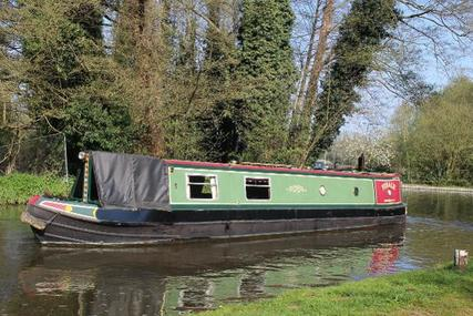 Narrowboat 45' Mike Haywood Trad for sale in United Kingdom for £29,950