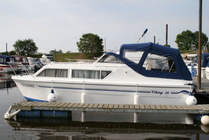 Viking Yachts 26 Wide Beam for sale in United Kingdom for £35,000