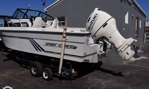 Image of Sportcraft FIshmaster 222 for sale in United States of America for $28,900 (£23,150) Hialeah, Florida, United States of America