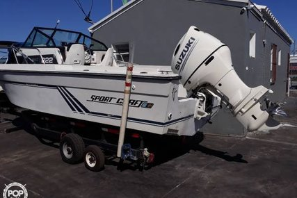 Sportcraft FIshmaster 222 for sale in United States of America for $28,900 (£21,992)