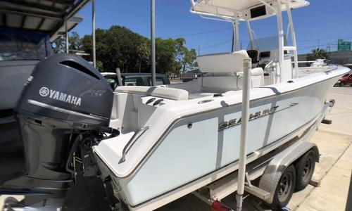 Image of Sea Hunt Ultra 234 for sale in United States of America for $45,000 (£35,383) Saint Petersburg, Florida, United States of America