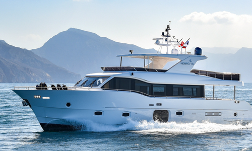 Image of Nomad Yachts 75 for sale in Spain for $2,303,980 (£1,631,506) Spain