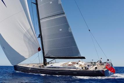 Nautor's Swan Swan 115 FD for sale in Spain for €12,500,000 (£10,732,377)