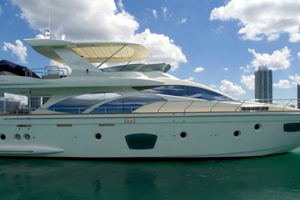 Azimut Yachts 75 for sale in Croatia for €970,000 (£839,681)