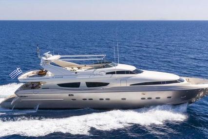 Posillipo Technema 95S for sale in Greece for €1,600,000 (£1,439,172)