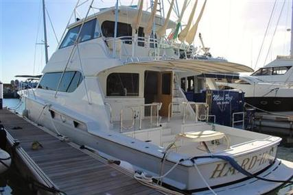 "Hatteras 70"" for sale in Spain for €700,000 ($771,077)"