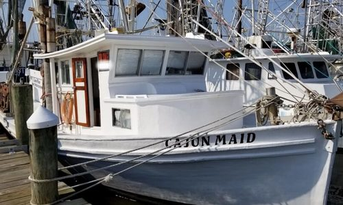 Image of Cajun Maid 47 for sale in United States of America for $29,995 (£22,856) Pass Christian, Mississippi, United States of America