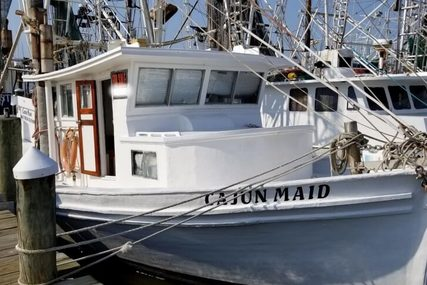 Cajun Maid 47 for sale in United States of America for $29,995 (£23,246)