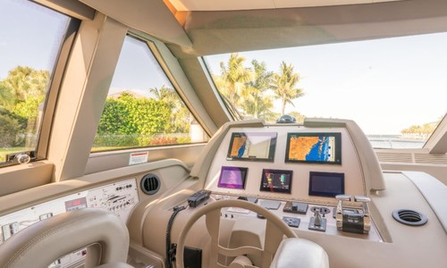 Image of Ferretti 650 for sale in United States of America for $1,995,000 (£1,438,470) Coral Gables, Florida, United States of America