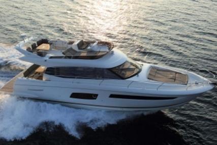 Prestige 560 for sale in France for €899,000 (£801,634)