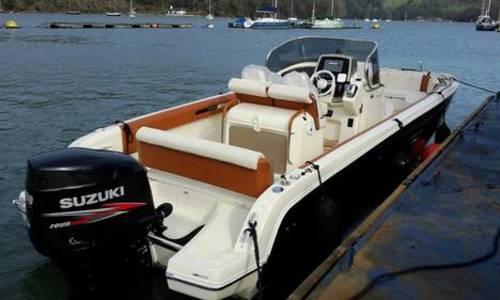 Image of Invictus 270 FX for sale in United Kingdom for £74,950 DARTMOUTH, Devon, United Kingdom