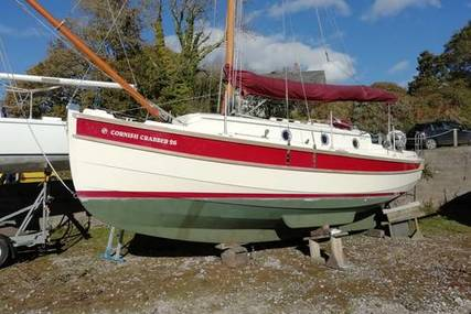 Cornish Crabber 26 for sale in United Kingdom for £69,950
