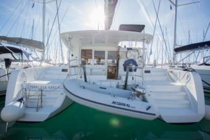 Lagoon 39 for sale in Croatia for €210,000 (£184,398)