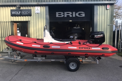 Brig Falcon 450HS Safety Series - NEW 2021 - ORCA Hypalon for sale in United Kingdom for £13,695