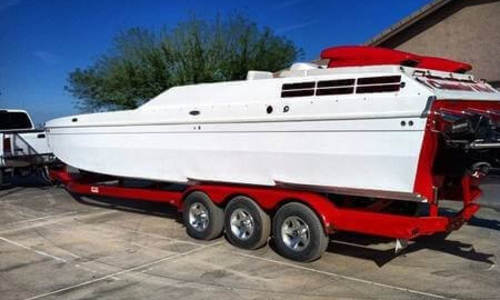 Image of American Offshore 3100 for sale in United States of America for $89,500 (£64,260) Peoria, Arizona, United States of America
