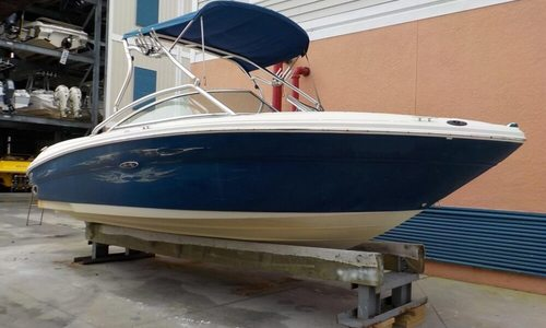 Image of Sea Ray 220 Select for sale in United States of America for $17,745 (£13,802) Bradenton, Florida, United States of America