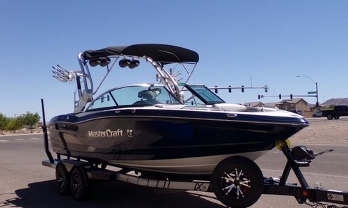 Image of Mastercraft X10 Wake Surf for sale in United States of America for $72,775 (£57,752) Henderson, Nevada, United States of America