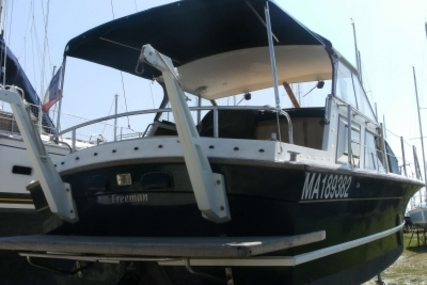 Freeman 24 for sale in France for €7,300 (£6,562)