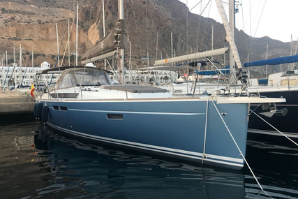 Jeanneau Sun Odyssey 479 for sale in Spain for €299,000 (£262,097)