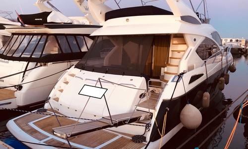Image of Sunseeker Manhattan 60 for sale in Croatia for €650,000 (£543,765) Croatia