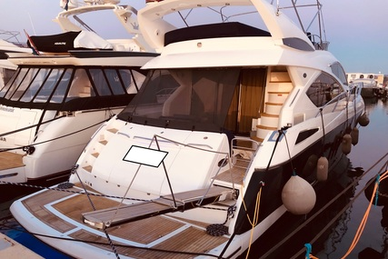 Sunseeker Manhattan 60 for sale in Croatia for €650,000 (£577,680)