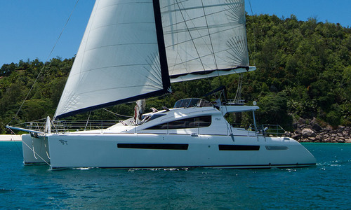 Image of Alliaura PRIVILEGE 615 for sale in Seychelles for €800,000 (£684,797) Seychelles