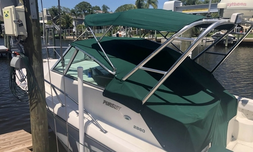 Image of Pursuit 2860 Denali for sale in United States of America for $30,000 (£21,850) new port richey, Florida, United States of America